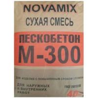 "Пескобетон М300-40 кг ""Novаmix"""