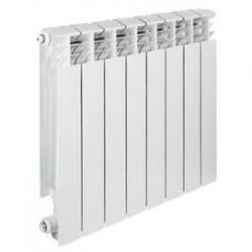 Радиатор TENRAD алюм. 6сек.500/100
