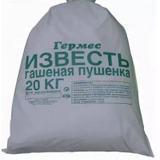 """Известь садовая """"Пушенка"""" (20 кг)"""