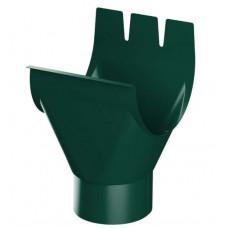 Воронка выпускная ф-100 зеленая