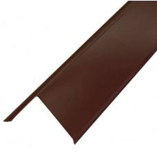 Конек 1,25х15 коричневый