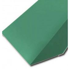Планка ендовы 2,0х150х150 зеленая
