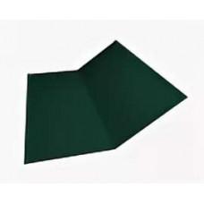 Планка ендовы внеш. 2,0х9х25х70 зеленая