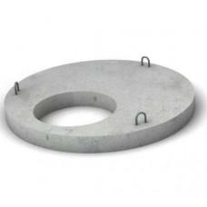 Крышка на кольцо ж/б 1м