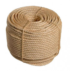 Веревка джутовая d14мм (200м)