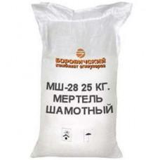 Мертель шамотный МШ-28 (20кг)