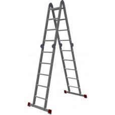 Лестница трансформер (2х5)(2х4) Профи