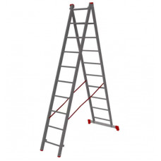 Лестница-стремянка 2х10 (2,82х4,78м)