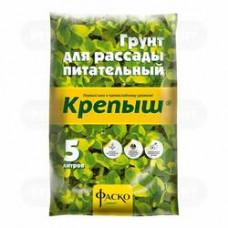 "Грунт для рассады Крепыш 5л""ФАСКО"""