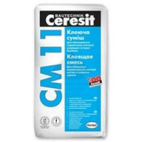 Клей для плитки ceresit cm11 (25кг)