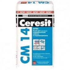Клей для плитки ceresit cm14 (25кг)