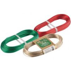 Трос металлополимерный зеленый ПР-3.0 47647