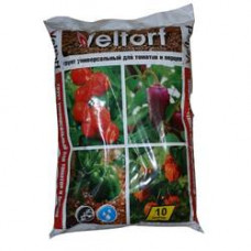 Грунт для овощей 10л Veltorf
