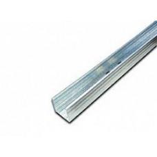 Профиль под гкл (0,45 мм) потолоч.направляющий пнп 28 х 27 х 3 м (24/576)