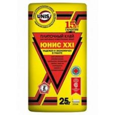 """Клей плиточный """"Юнис XXI"""" (25 кг)"""