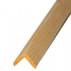 Уголок гладкий 25 мм (2,5м)