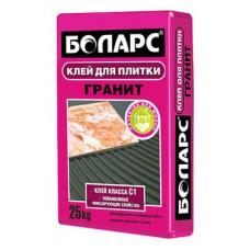 Клей плиточный Боларс-Гранит 25кг