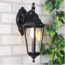 Светильник садовый EL-NX9701 4S черный