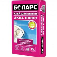 Клей плиточный Боларс Аква Плюс (25кг)