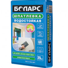 """Шпатлевка водостойкая """"Боларс""""(25кг)"""