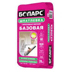 """Шпатлевка гипсовая базовая """"Боларс""""(20 кг)"""