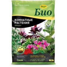 Грунт для комнатных растений 10 л Фаско био