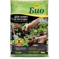 Грунт для семян и рассады 5 л Фаско био