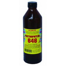 Растворитель 646 Ясхим 0,5 л для разбавления лакокрасочных материалов