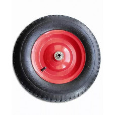 Колесо пневматическое (3,25/3,00х80) D16мм