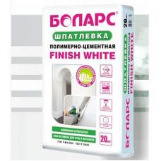 Шпатлевка полимерно-цементная Finish БОЛАРС 20кг