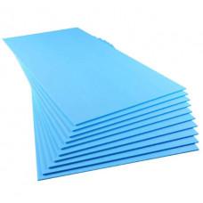 Подложка листовая синяя 1050х500х5мм (в уп.5,25м2)