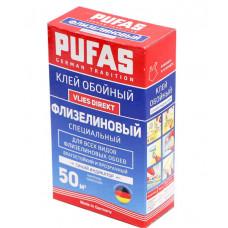 """Клей для обоев PUFAS """"Флизелиновый специальный индикатор"""" 325г"""