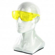 Очки СИБРТЕХ желтые ударопроч.89157