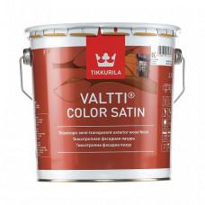 Антисептик Tikkurila Valtti Color Satin EC полуматовый 2,7 л для дверей, мебели, окон