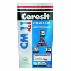 Клей для плитки для внутренних и наружных работ cm 11 5 кг фольга Ceresit