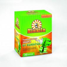 Средство от комаров Кинкила комплект жидк. 30 ночей + фумигатор