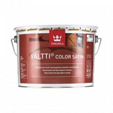 Антисептик Tikkurila Valtti Color Satin EC полуматовый 9 л для дверей, мебели, окон