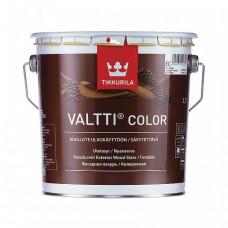 Антисептик Tikkurila Valtti Color EC 2,7 л для фасада, забора, дверей, мебели