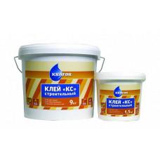 Клей Krafor универсальный КС белый 1,5 кг