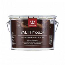 Антисептик Tikkurila Valtti Color EC 9 л для фасада, забора, дверей, мебели