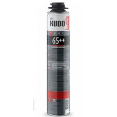 Пена пистолетная Kudo Proff 65++ бежевая 1000 мл