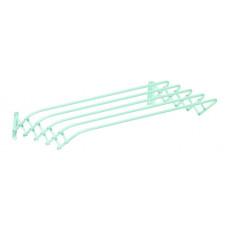 Сушилка для белья настенная раздвижная 0,6 м с-60