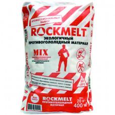 Антигололед Rockmelt mix 20 кг быстрого действия