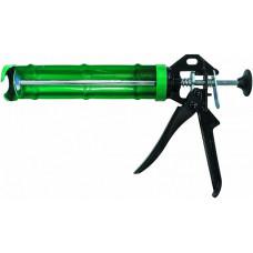 Пистолет для герметиков 310 мл п/корп. гладкий шток Кедр 032-0001