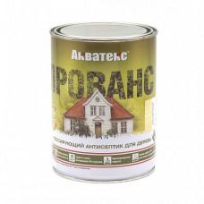 Антисептик Акватекс Прованс бесцветный полуматовый 0,75 л для фасада, садовых строений