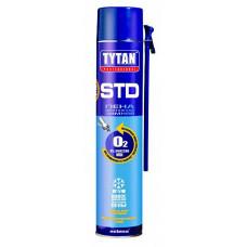 Пена монтажная Tytan STD 02 зимняя светло-желтая 750 мл