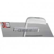 Гладилка MATRIX 280х130 стальная, зеркальная полировка
