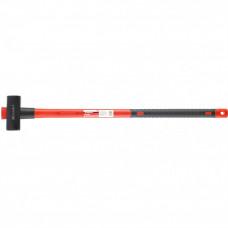 Кувалда 4кг с с фибергласовой ручкой MATRIX