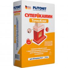PLITONIT СуперКамин ТермоКлей (25кг)
