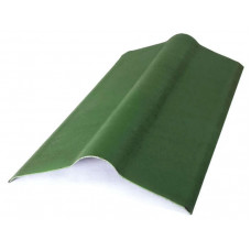 Конек (к ондулину) зеленный